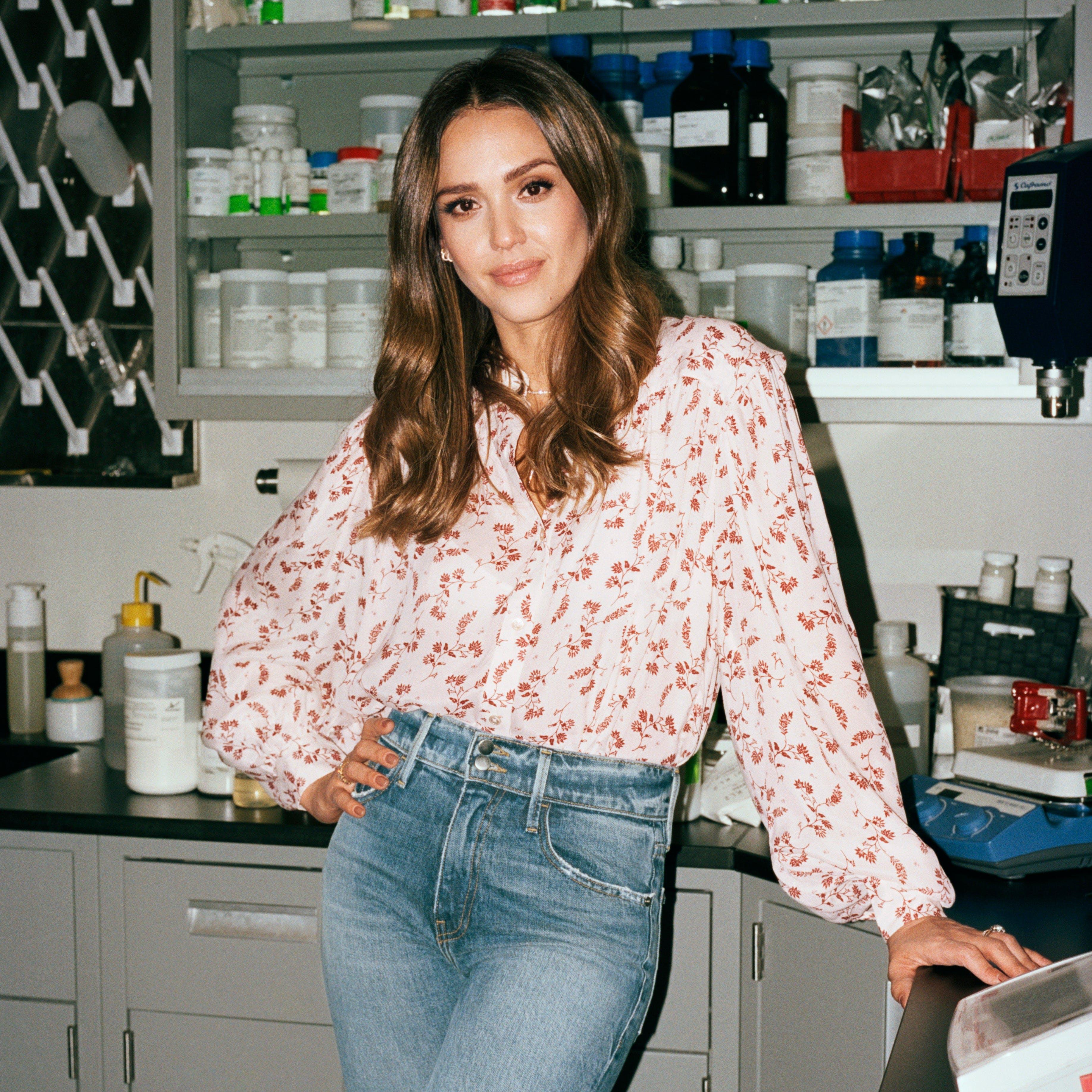 Women in FRAME: Jessica Alba
