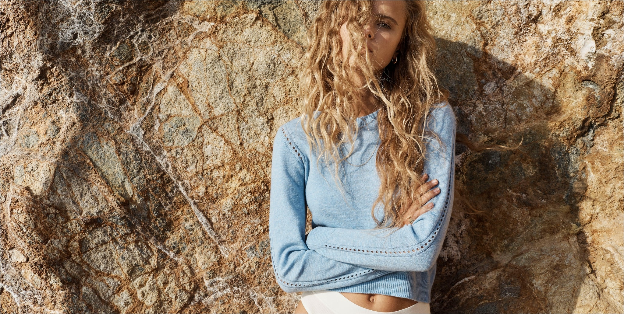 Introducing <br> Sustainable Cashmere