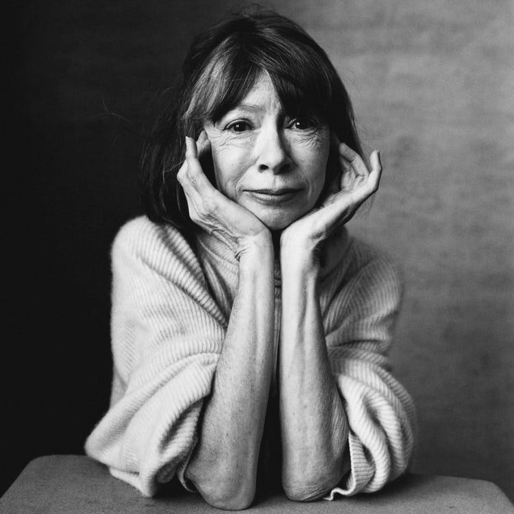 FRAME Muse: Joan Didion
