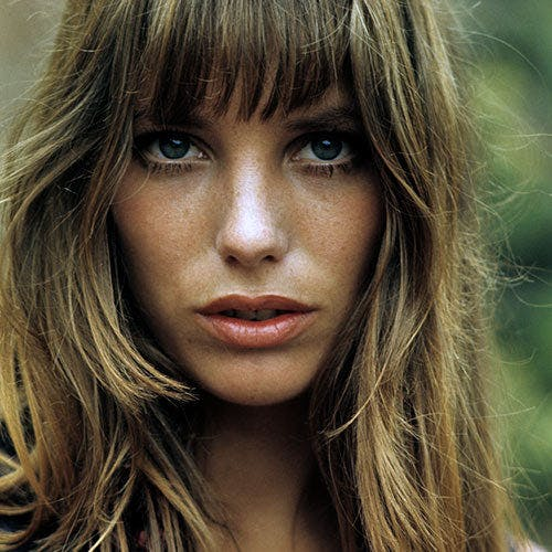 The Muse of Muses <br> Jane Birkin