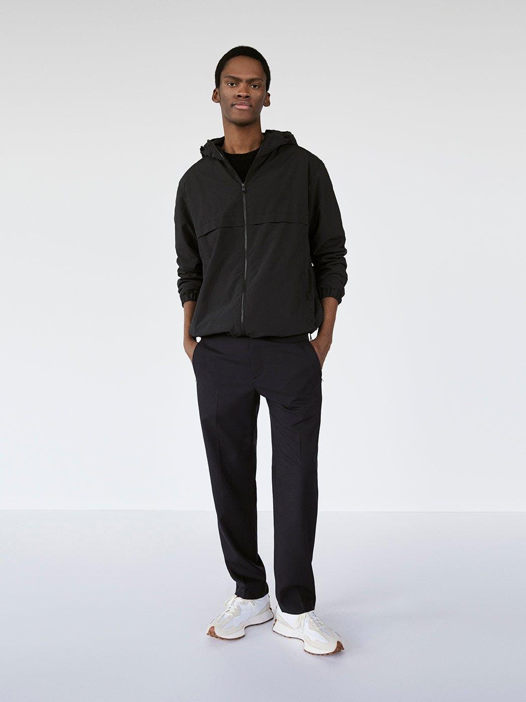 jacket full body view