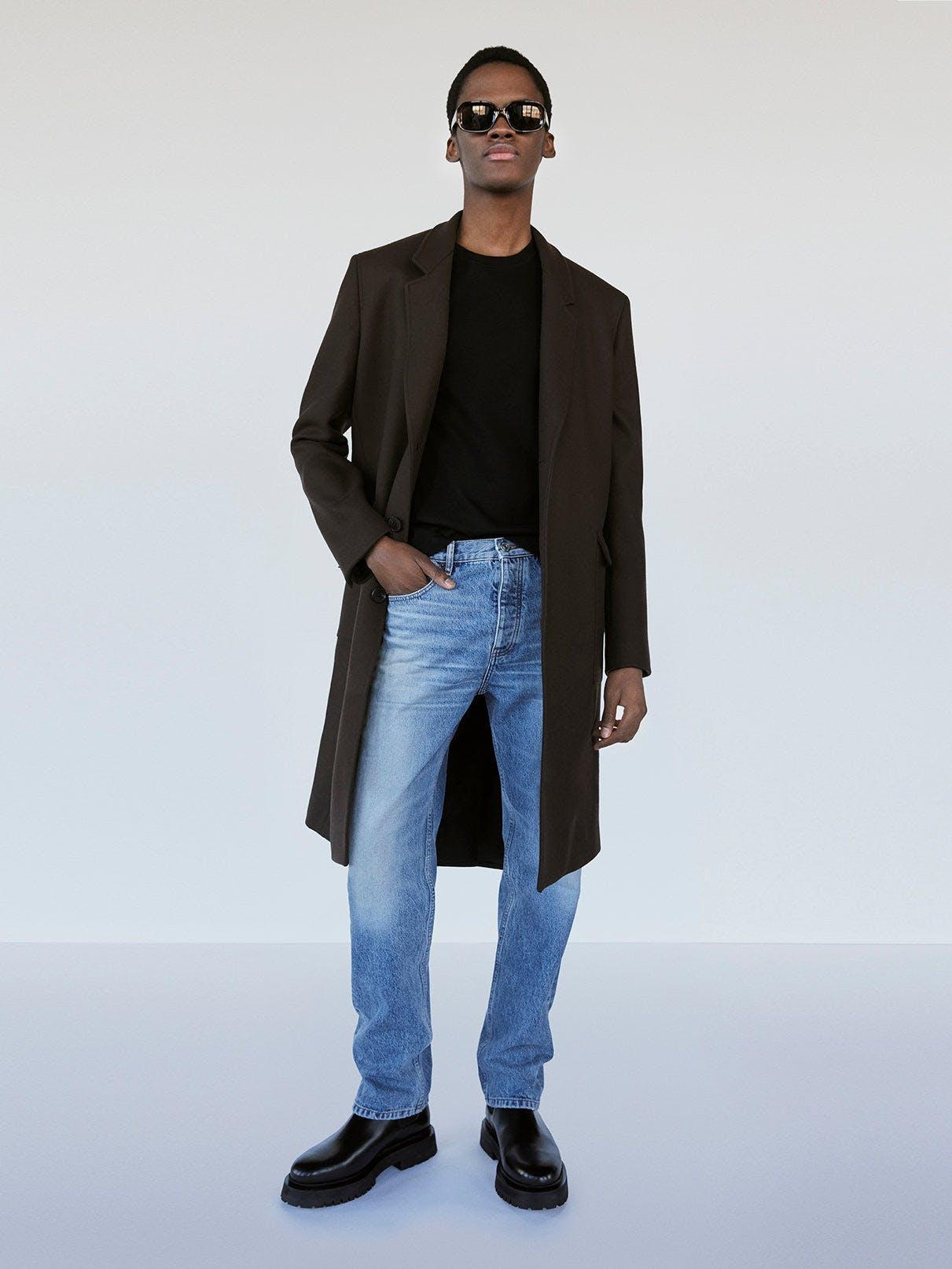 coat full body view