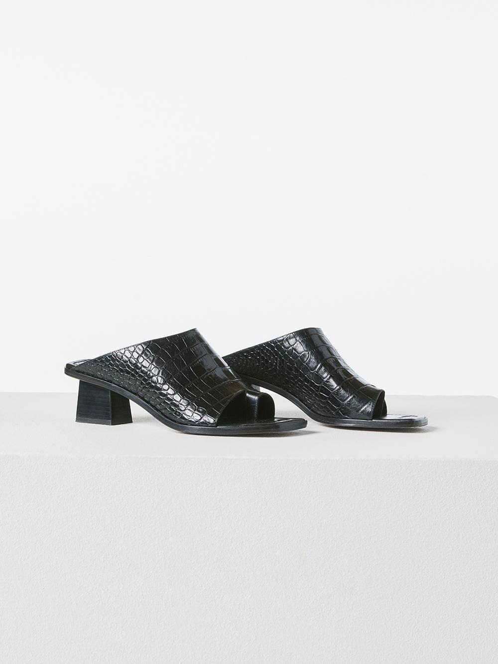 Le Beachwood Slide -- Noir Croco
