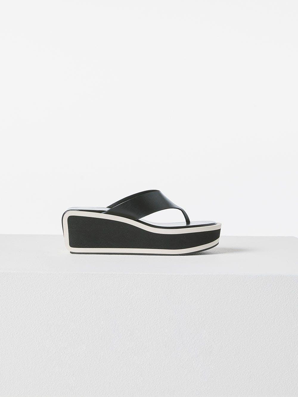 Le Ocean Sandal -- Noir Multi
