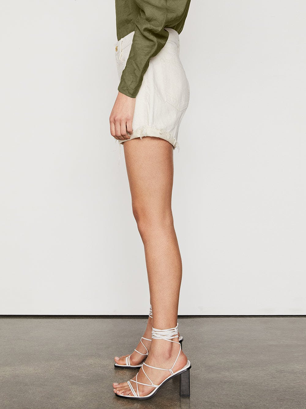 shorts side view