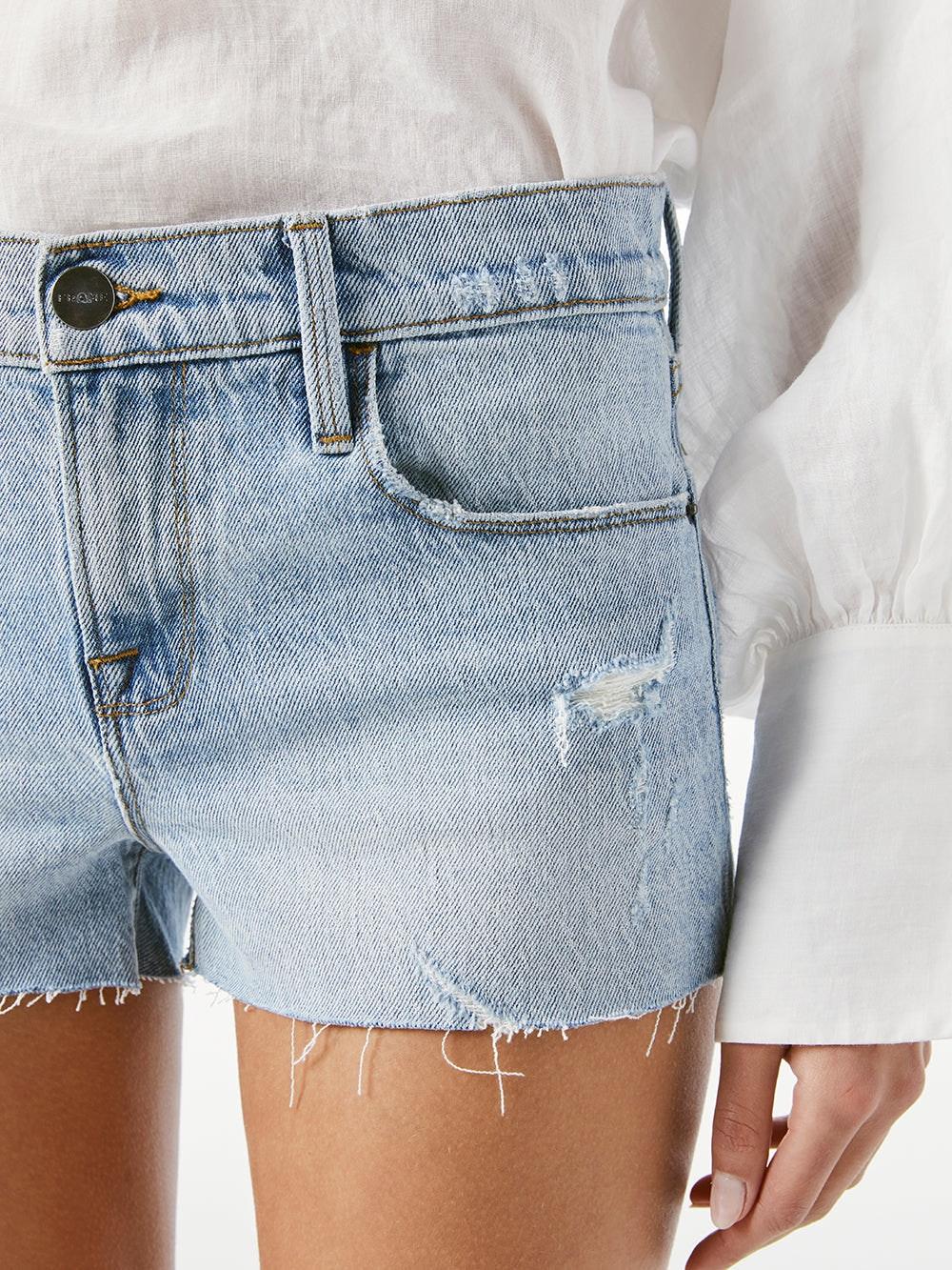 shorts detail view