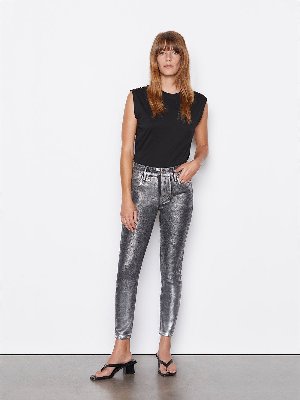 jeans full body view