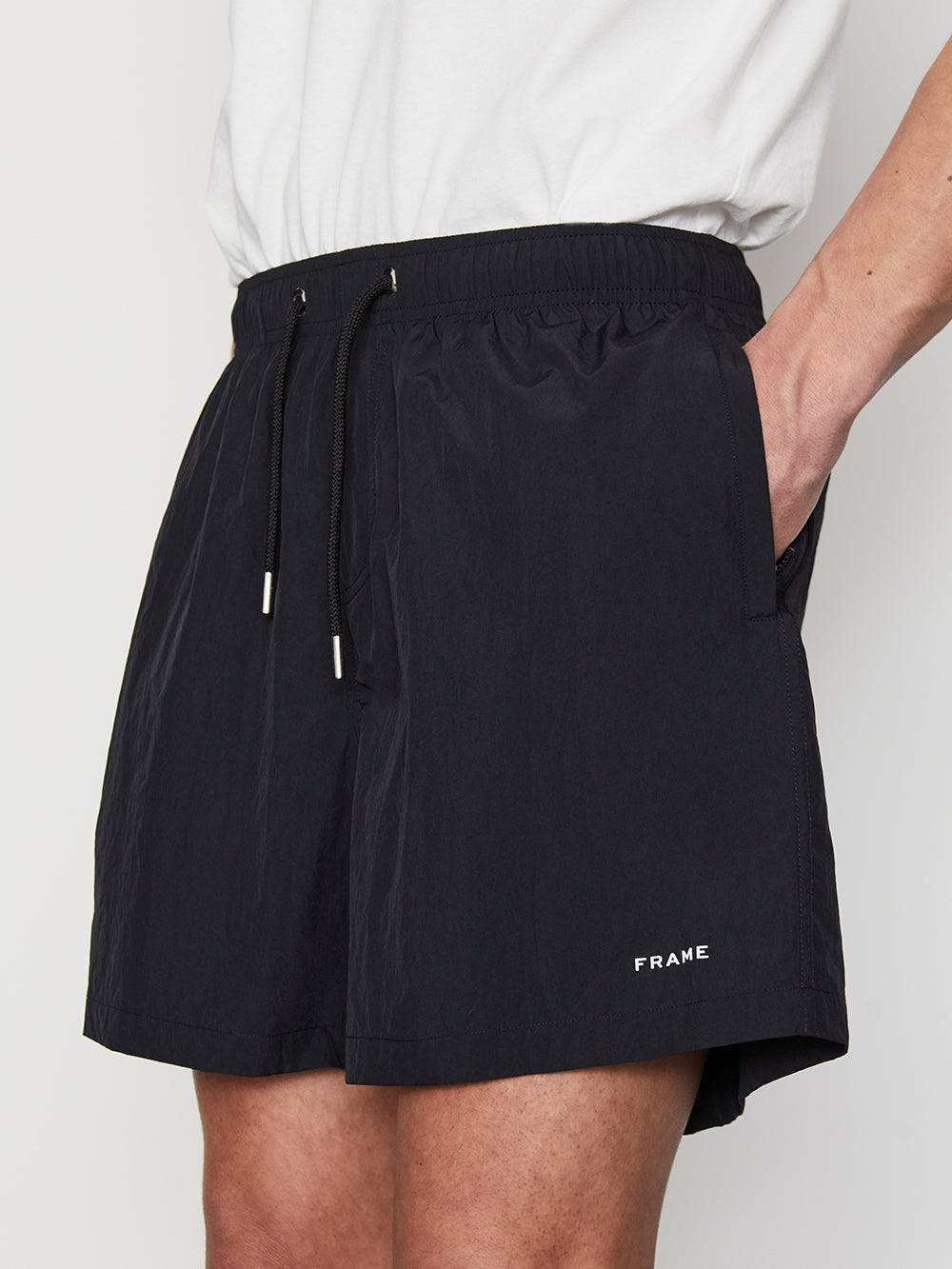 shorts side detail view