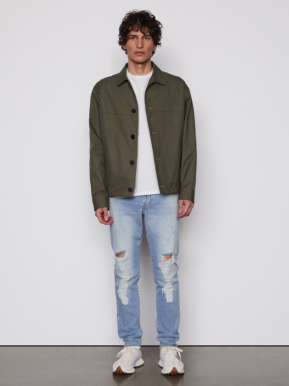 jacket front full body view