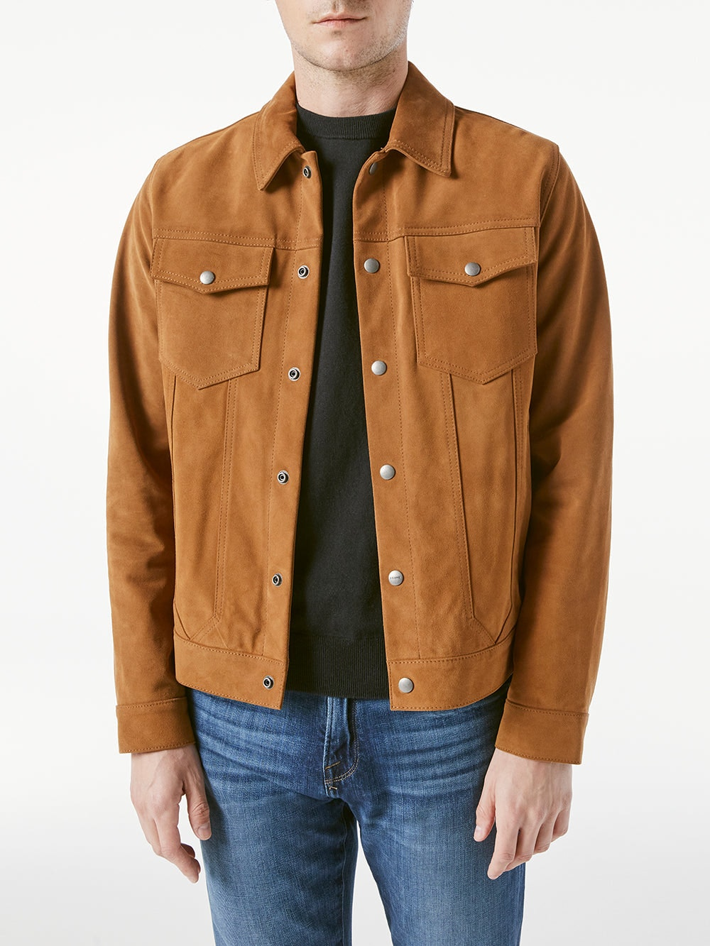 jacket front view