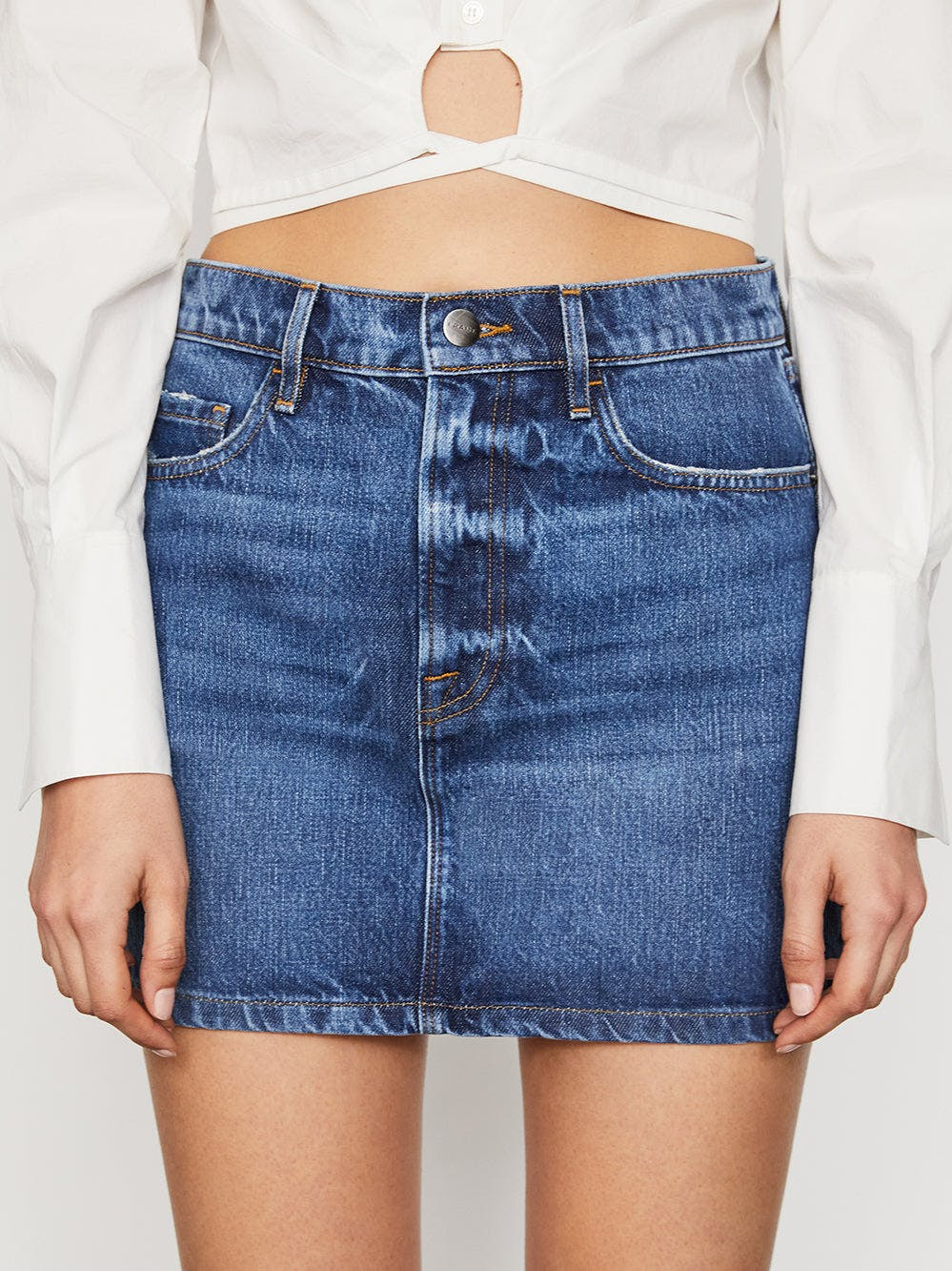 skirt detail view