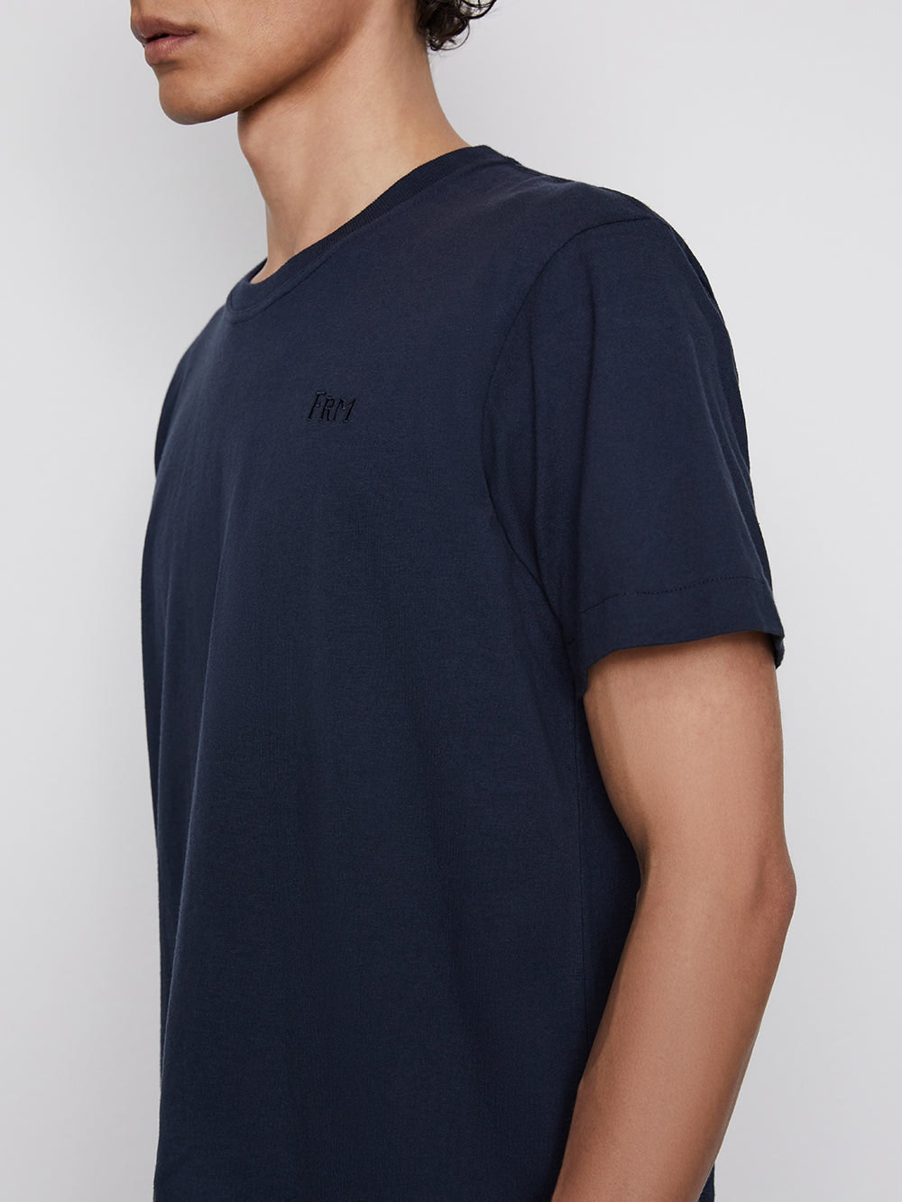 shirt side view
