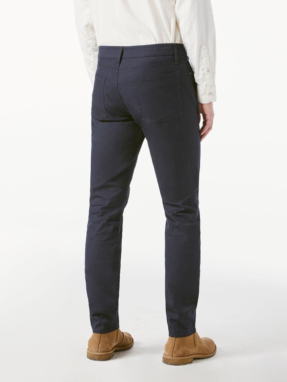 pant back view