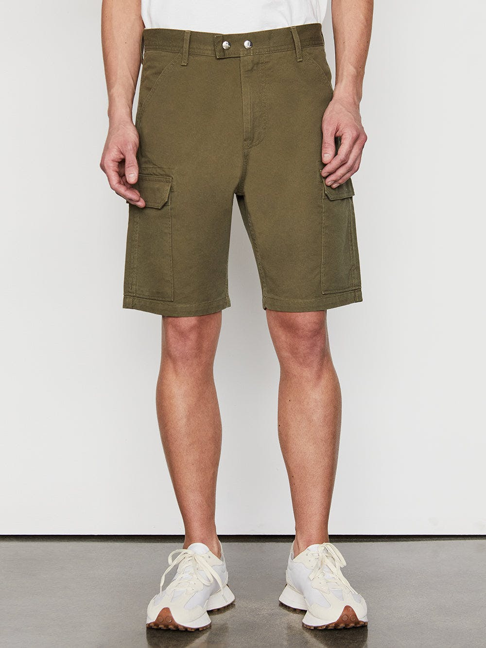 shorts front view