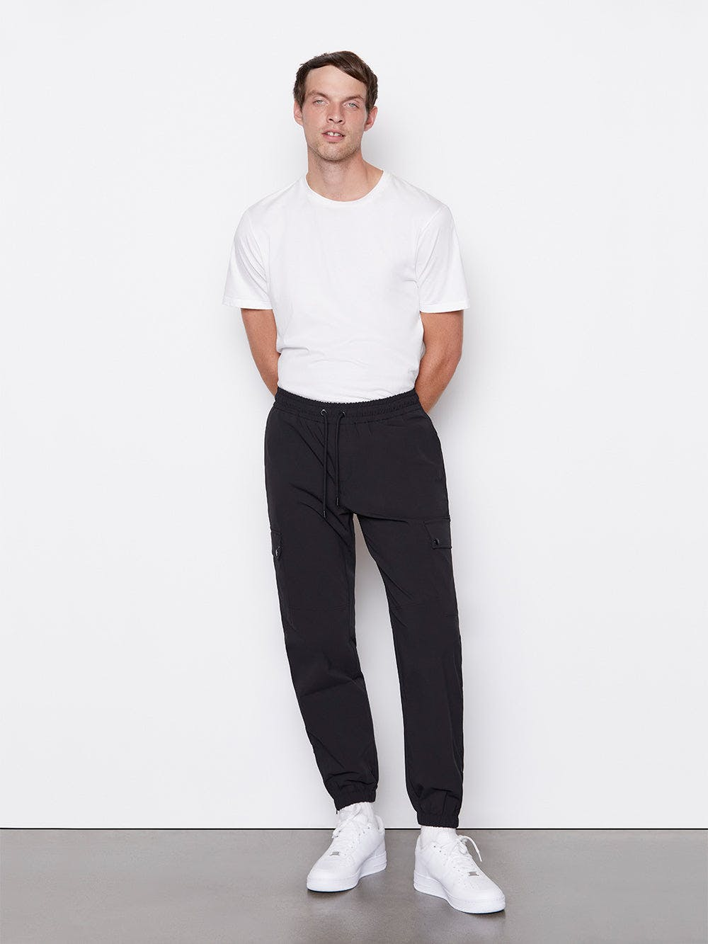 pants full body view
