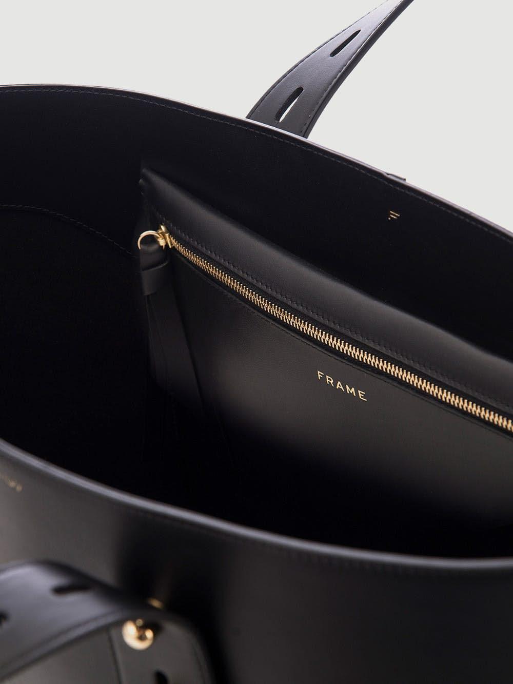 handbag detail view