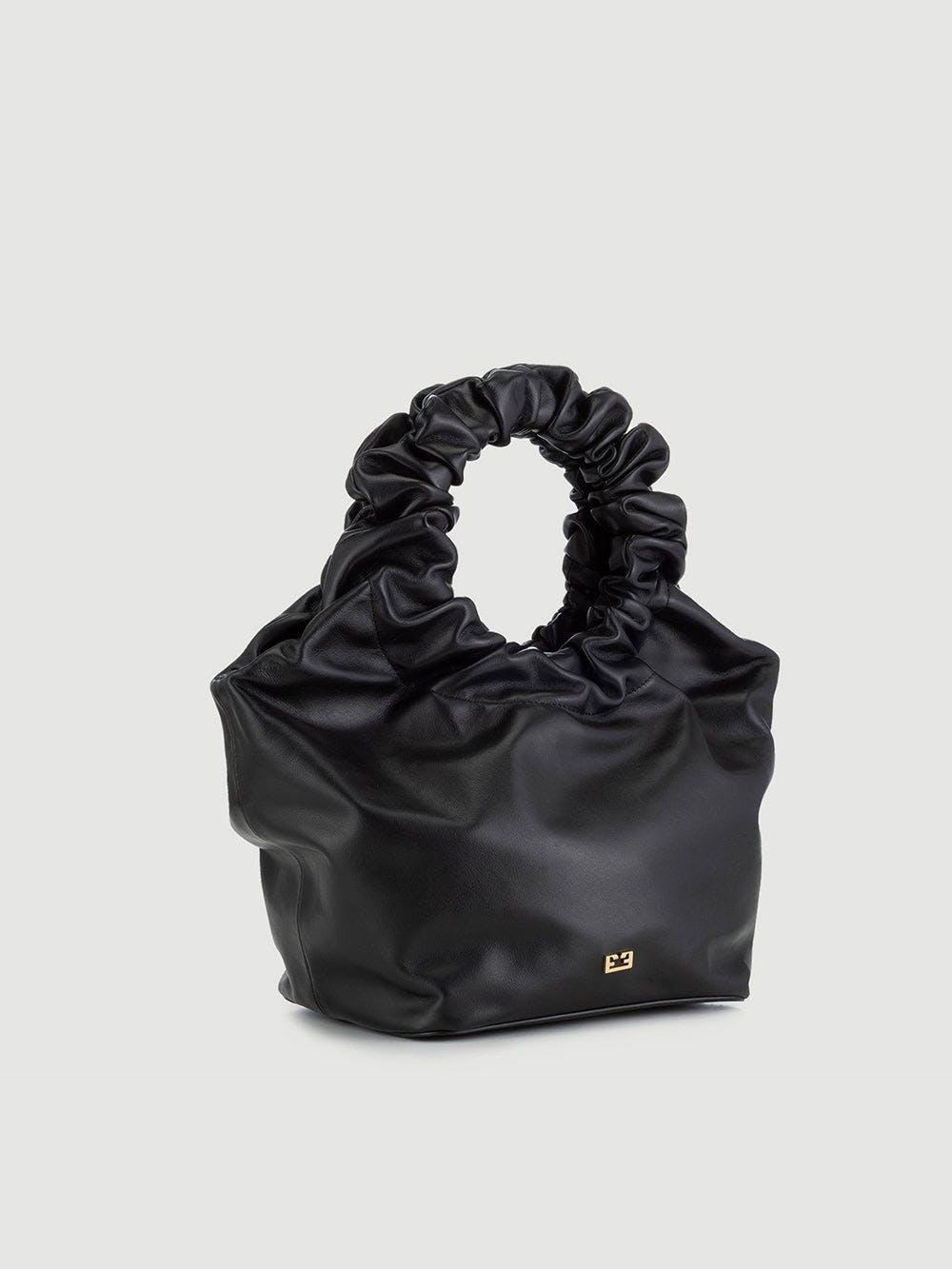 handbag side view