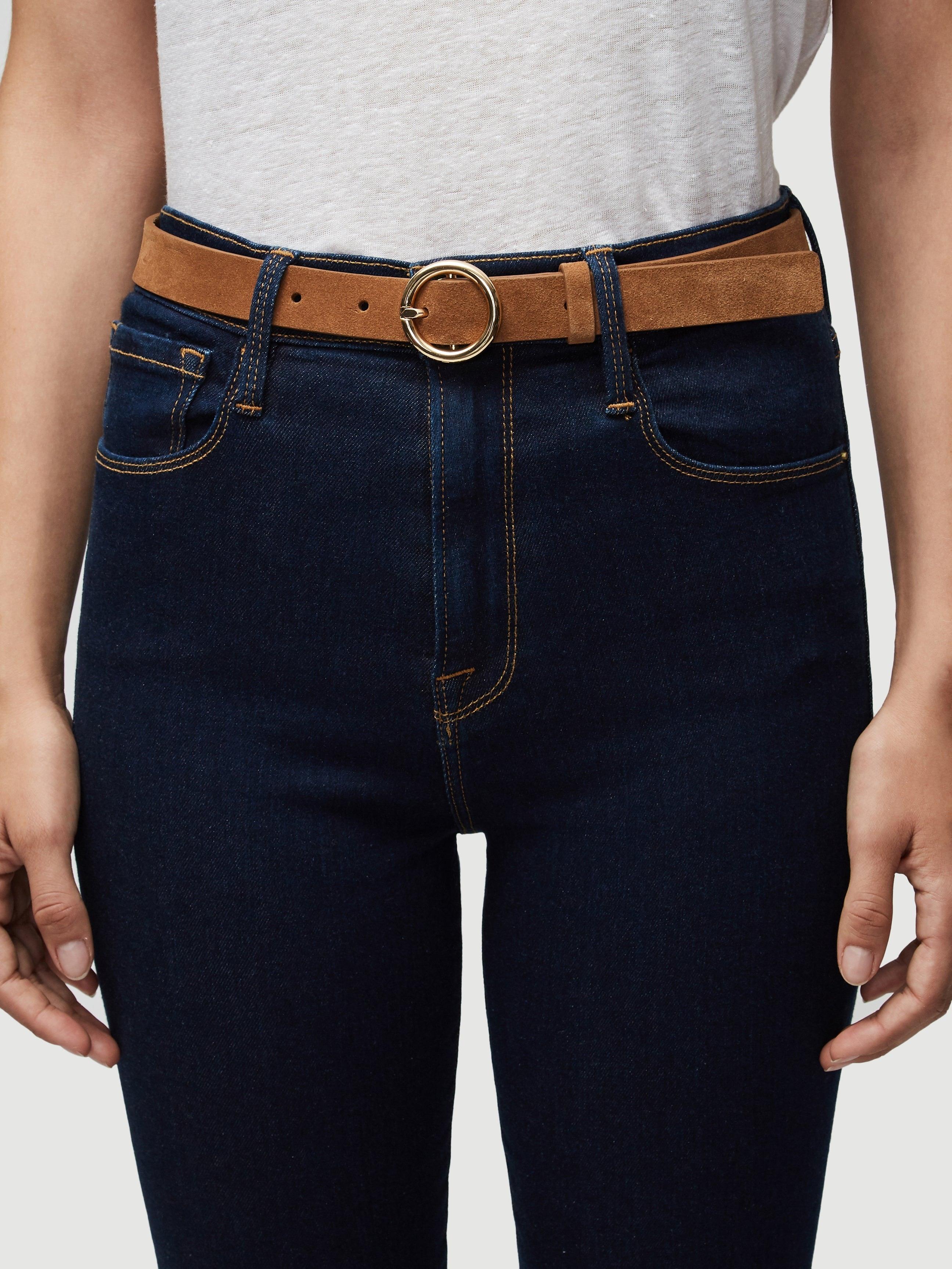 belt front view