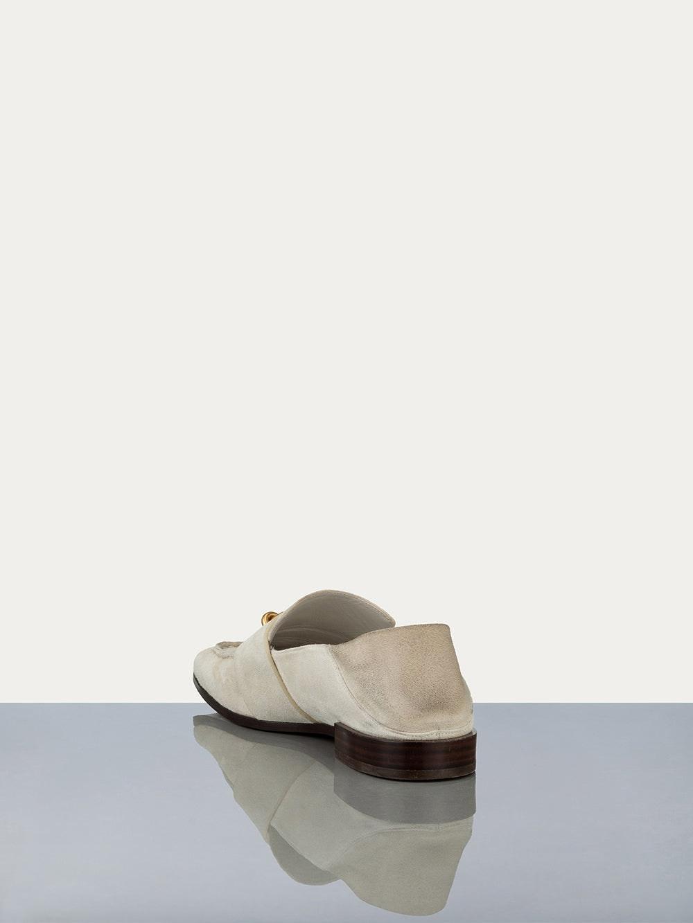 shoe back view