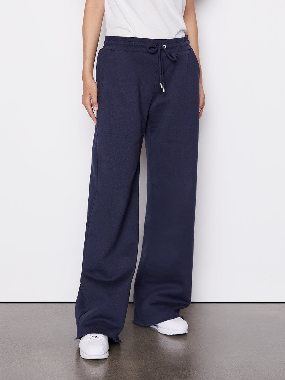 pants front view