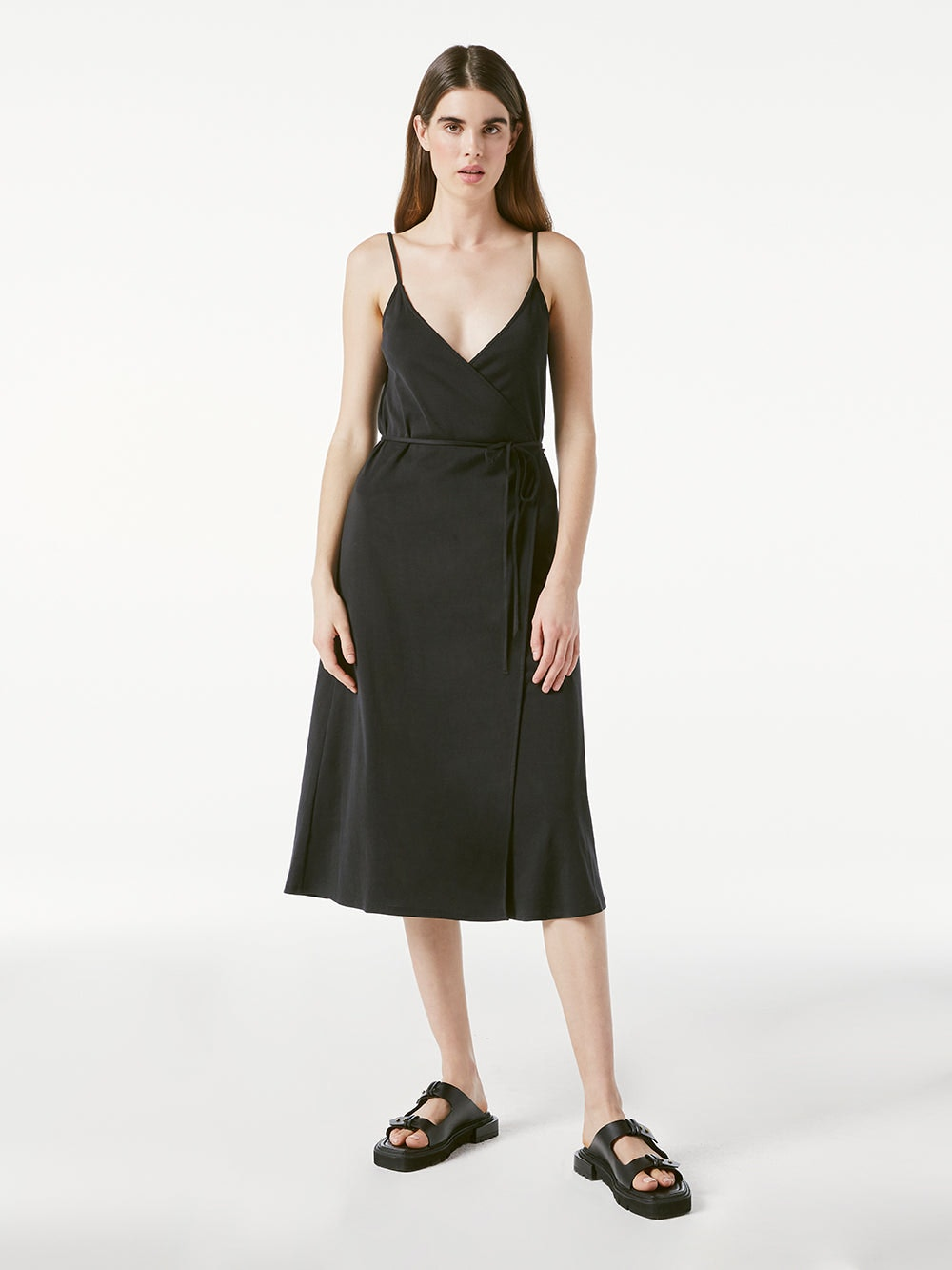 dress front full body view 2