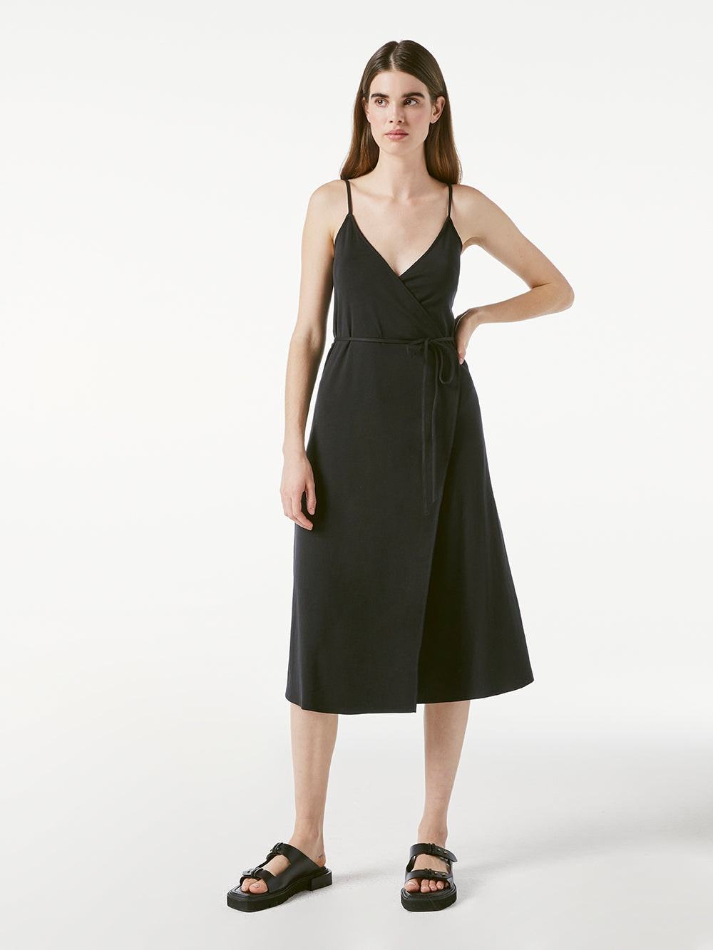 dress front full body view