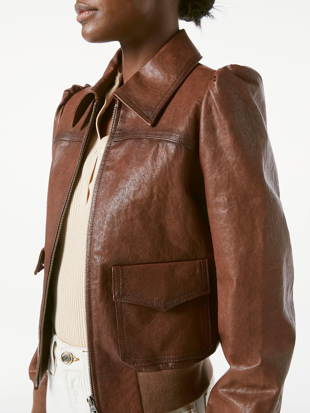jacket detail view