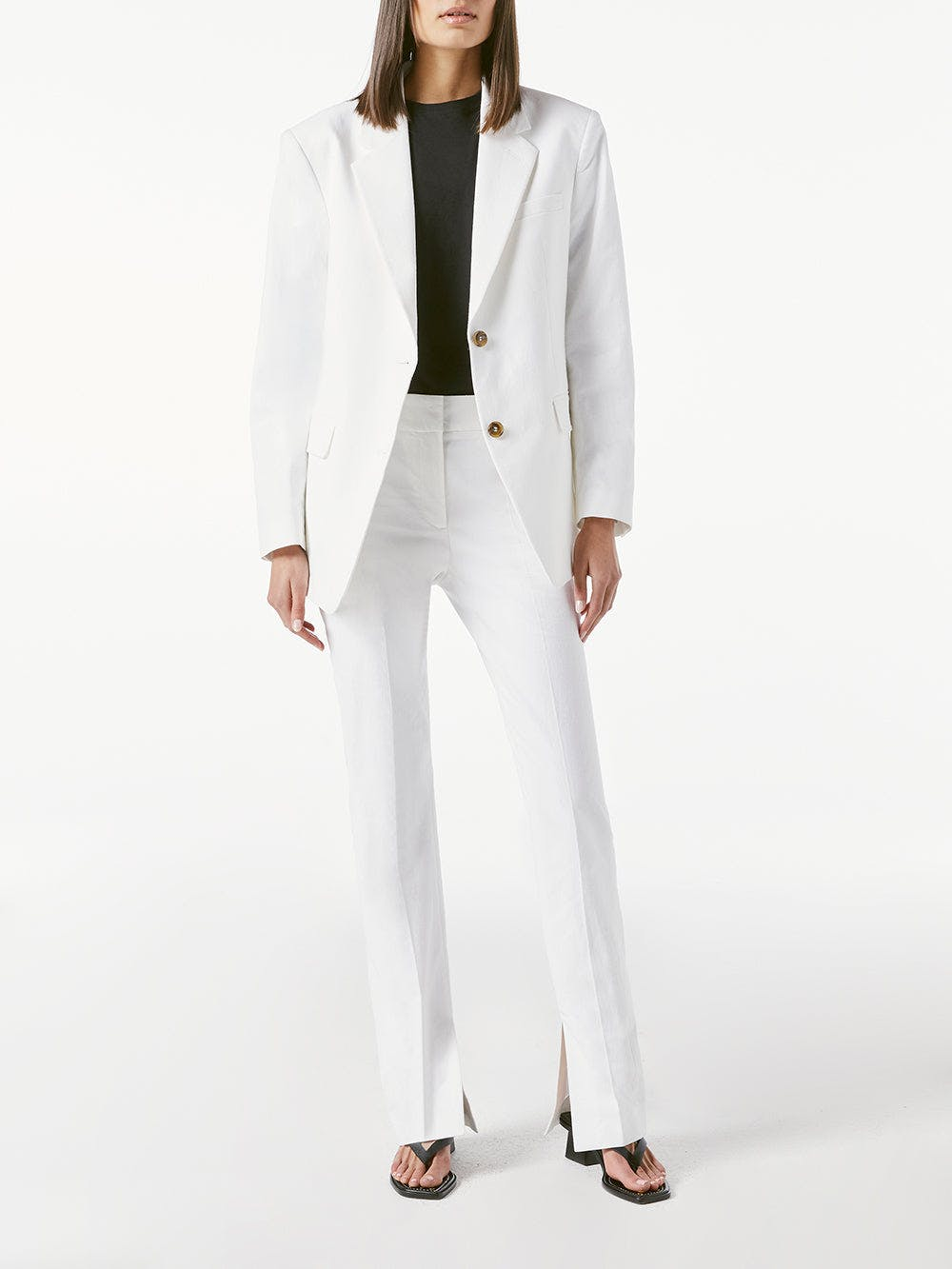 pant front full body view 2