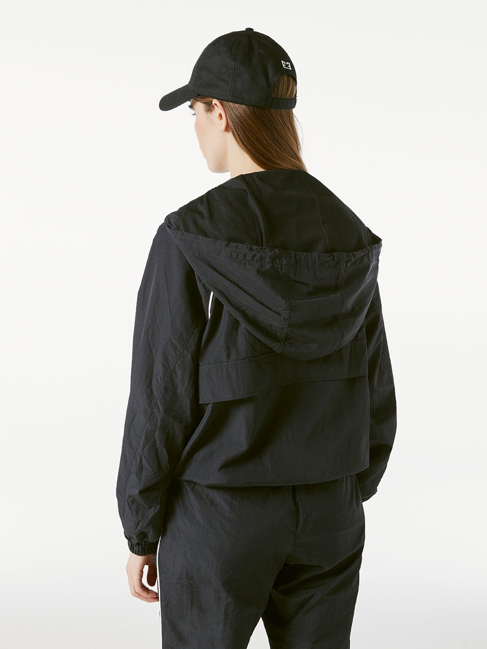 jacket back view