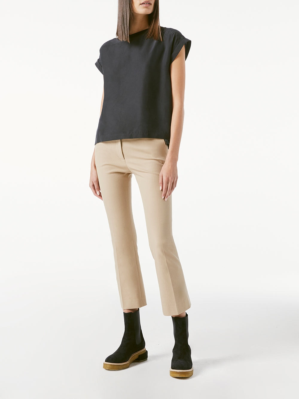 tee front full body view 2