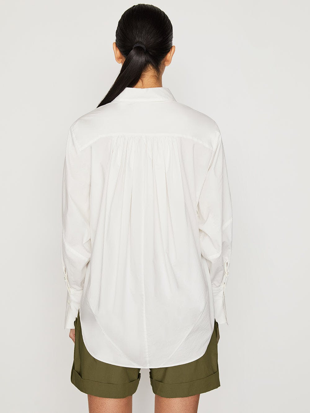 top back view