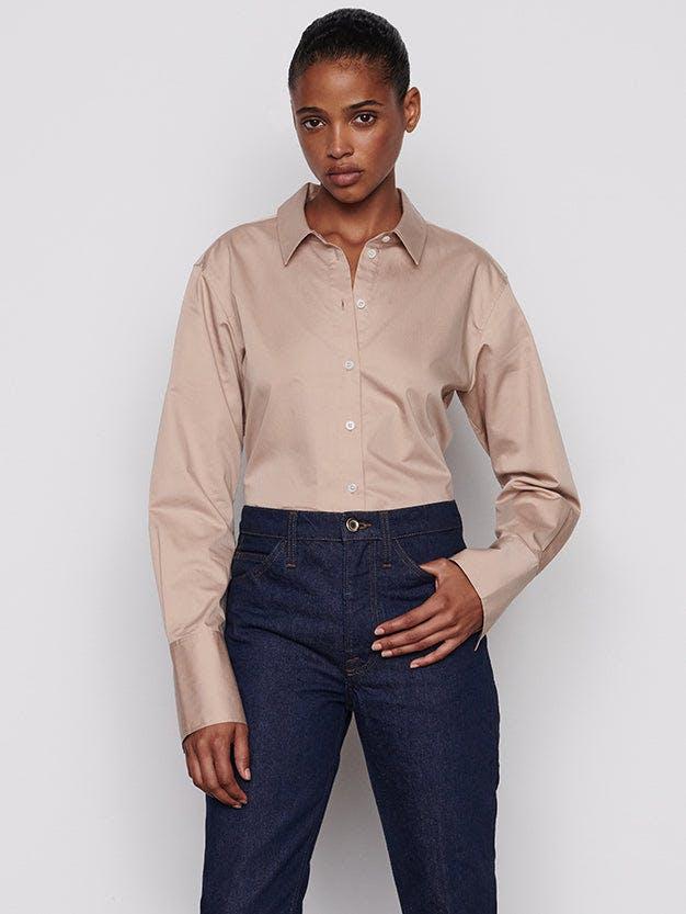 The Standard Shirt -- Cafe Au Lait