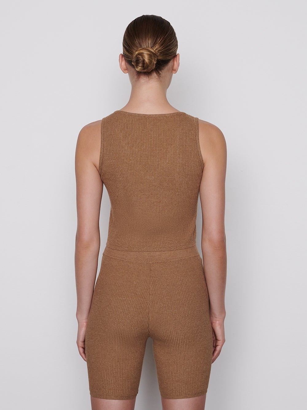 sweater back view