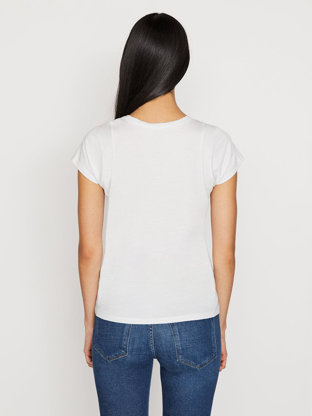 tee back view