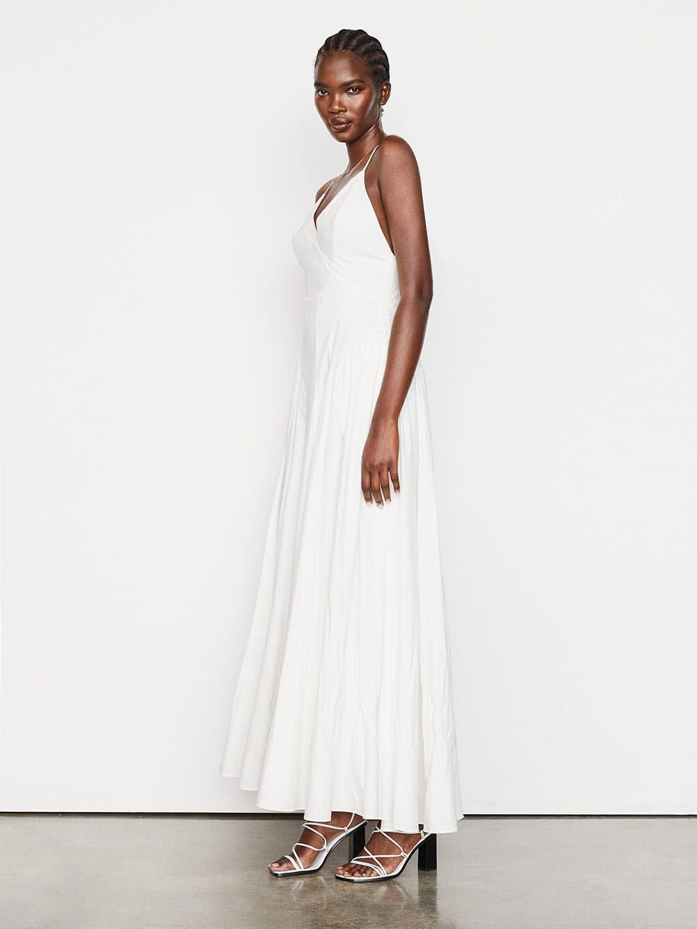 dress side view
