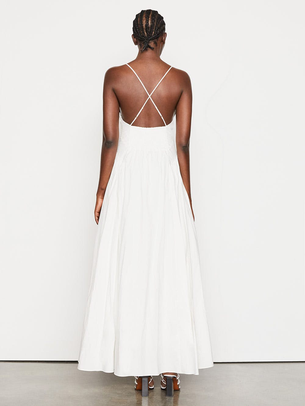 dress back view