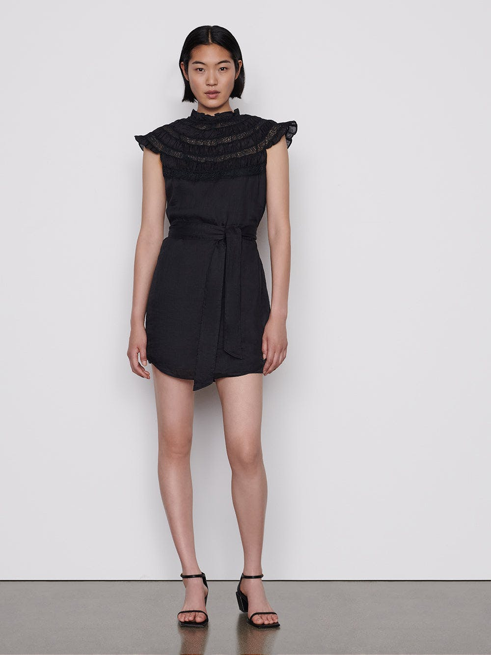 dress front view