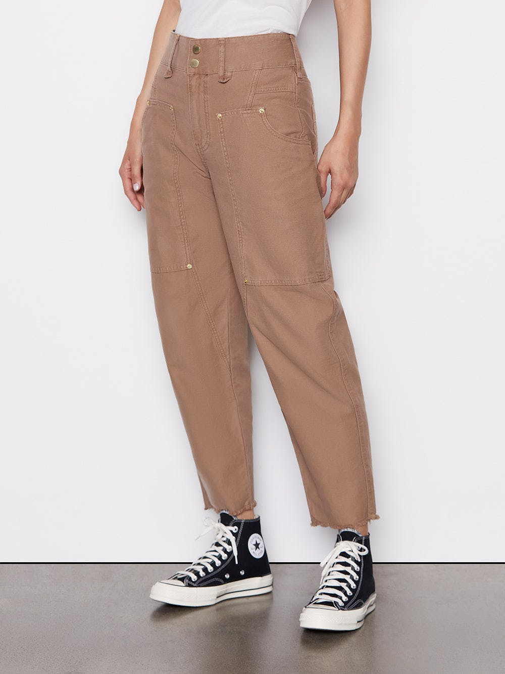 pants side view